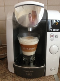 Our New Coffee Maker