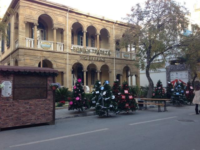 25 декабря ярмарка опустела
