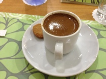 Cyprus coffee sweet